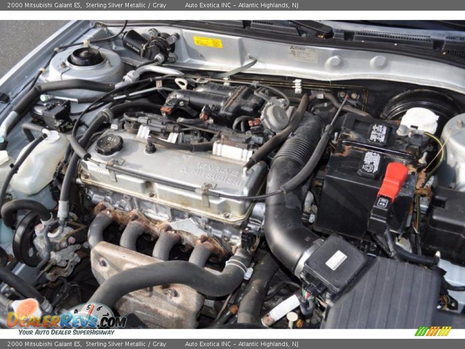 2000 mitsubishi galant es 2.4 liter sohc 16-valve 4 ... 2001 mitsubishi galant engine diagram detailed #14