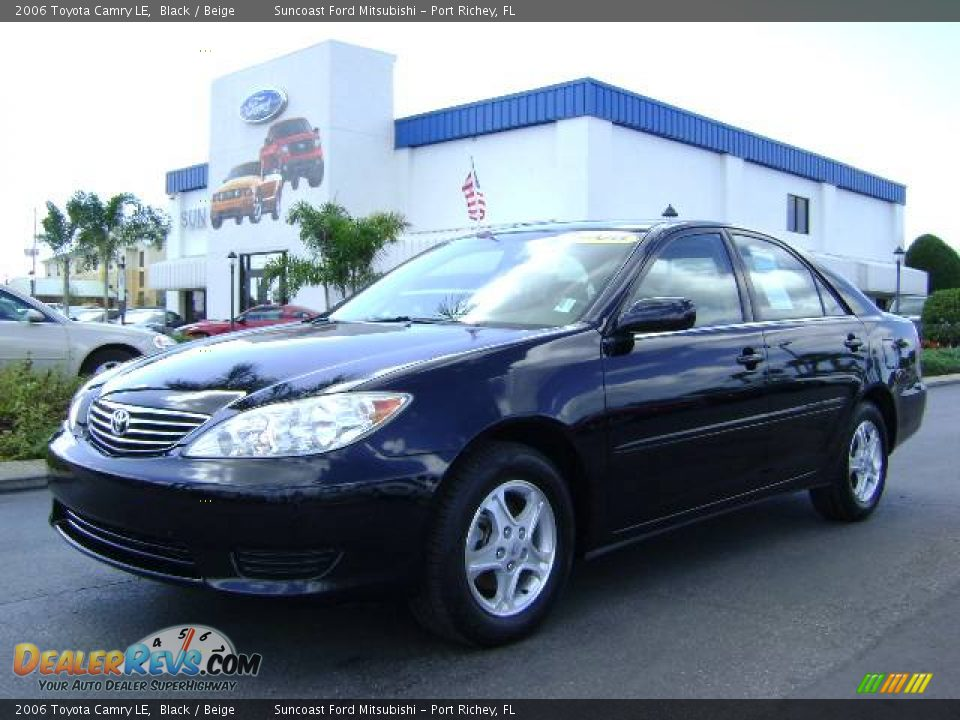 toyota camry 2006 black 2006 toyota camry le black taupe photo 1 toyota camry 2006 black. Black Bedroom Furniture Sets. Home Design Ideas