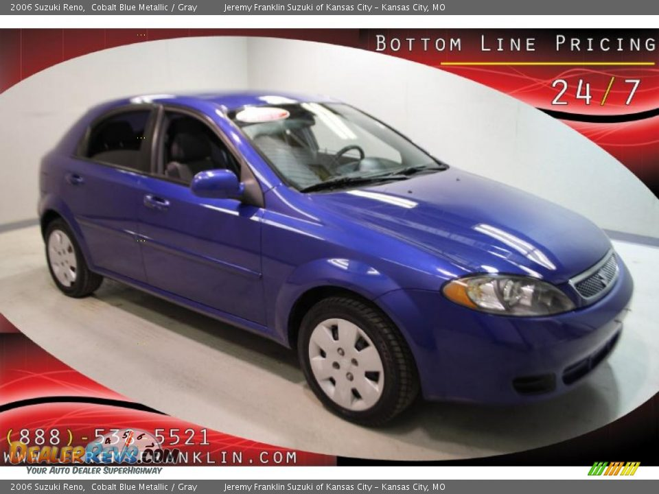 Suzuki Reno Blue