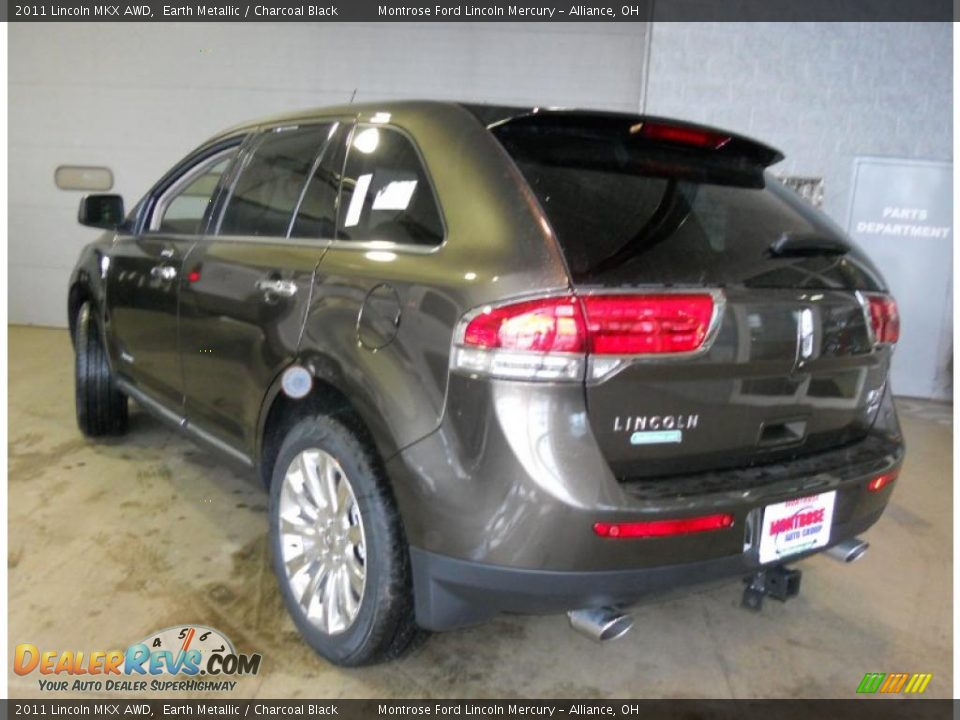 2011 lincoln mkx awd earth metallic charcoal black photo for State motors lincoln dealer manchester nh