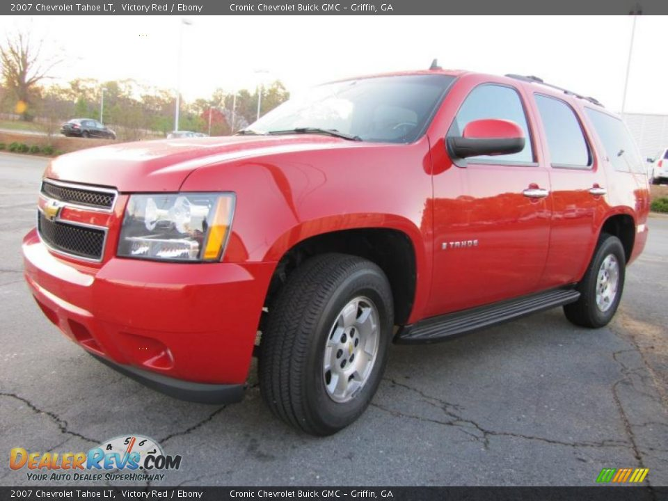 Victory Red Tahoe 2015 Autos Post