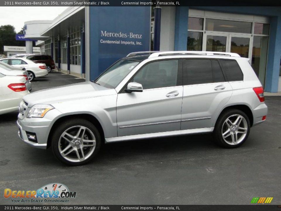 Iridium silver metallic 2011 mercedes benz glk 350 photo for Mercedes benz silver
