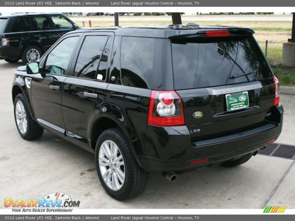 2010 Land Rover Lr2 Hse Santorini Black Almond Photo 8