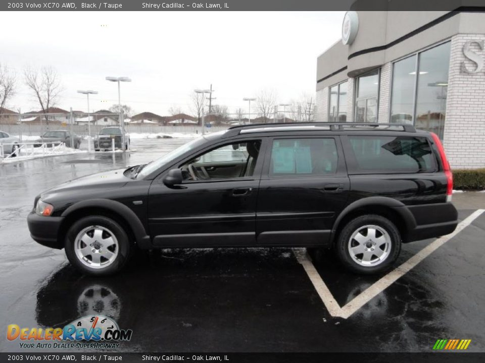 Black 2003 Volvo XC70 AWD Photo #6 | DealerRevs.com