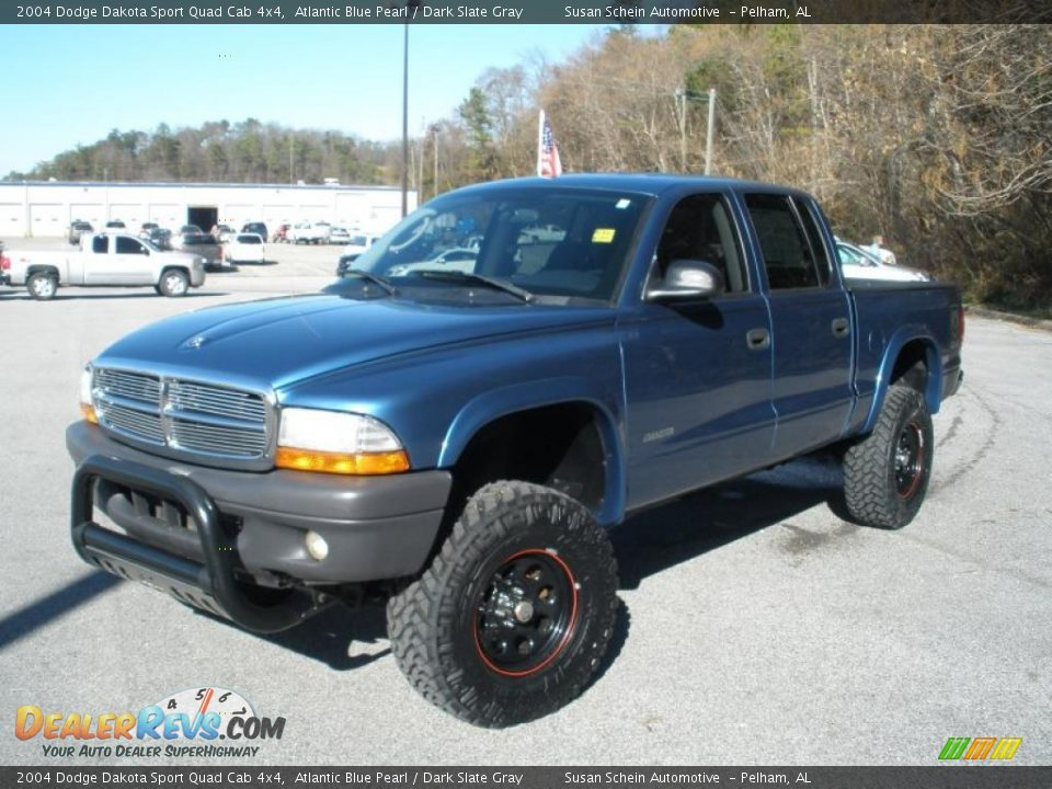 Photo on 1997 Dodge Dakota 4x4 Extended Cab Blue