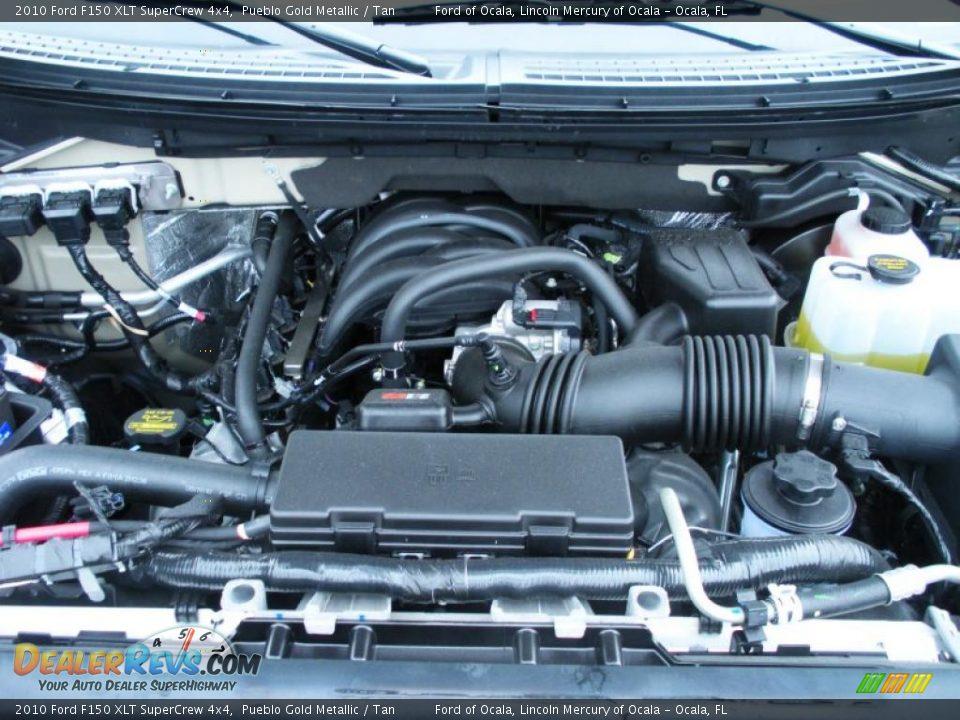 2010 ford f150 xlt supercrew 4x4 4 6 liter sohc 24 valve for Ford f150 4 6 motor for sale