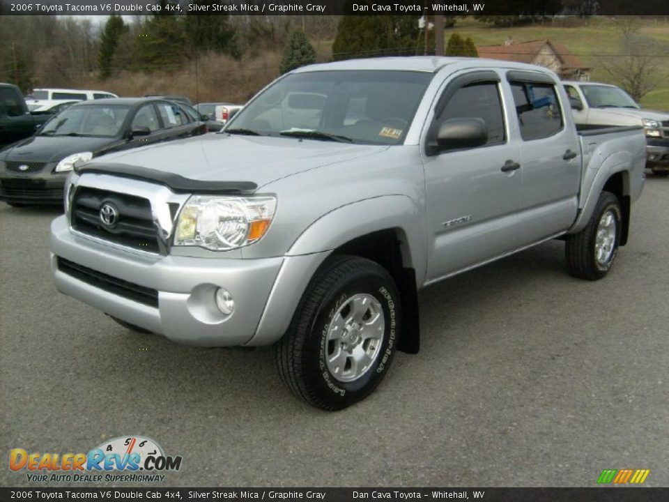2005 toyota tacoma double cab 4x4 v 6 long bed long term html autos post. Black Bedroom Furniture Sets. Home Design Ideas