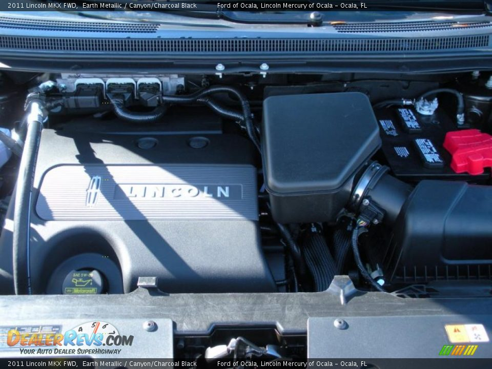 2011 lincoln mkx fwd 3 7 liter dohc 24 valve ti vct v6 for State motors lincoln dealer manchester nh