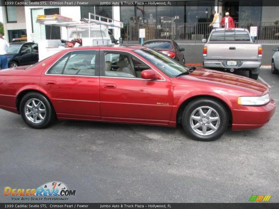 1999 cadillac seville sts crimson pearl pewter photo 11. Cars Review. Best American Auto & Cars Review