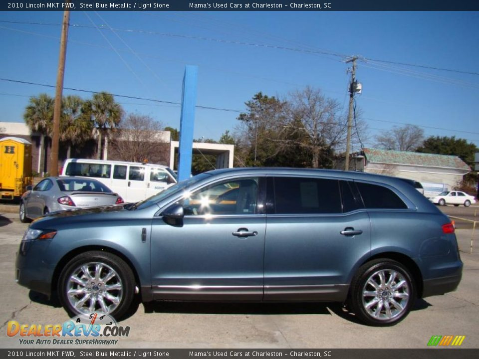 Steel blue metallic 2010 lincoln mkt fwd photo 5 for State motors lincoln dealer manchester nh