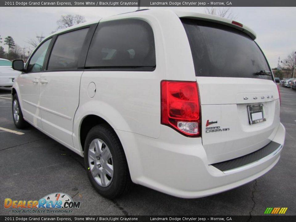 Stone White 2011 Dodge Grand Caravan Express Photo #2 | DealerRevs.com