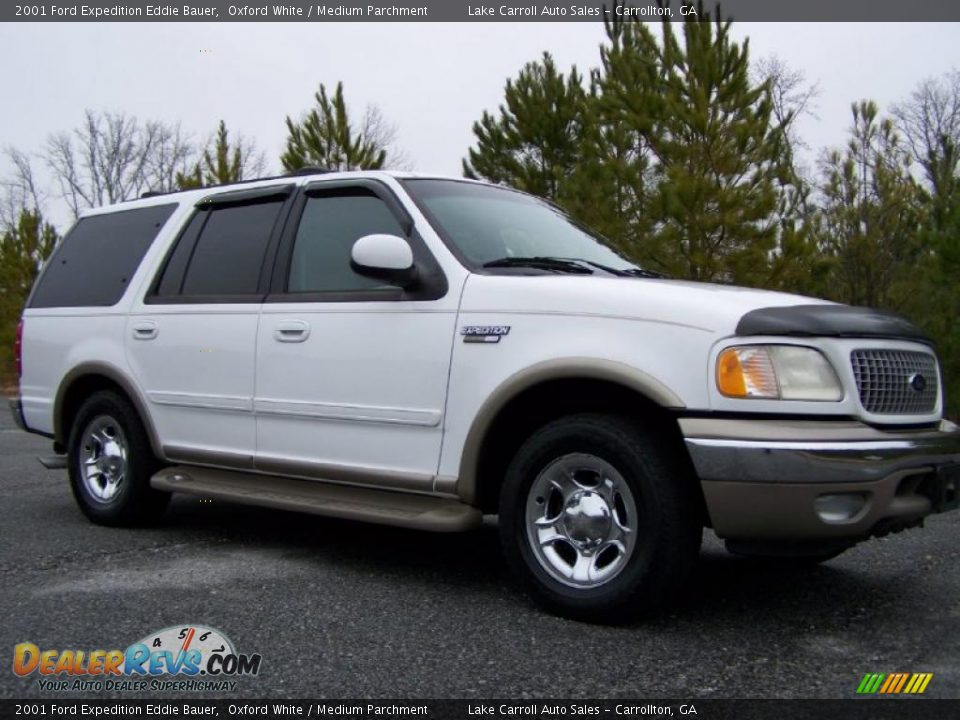 front 3 4 view of 2001 ford expedition eddie bauer photo. Black Bedroom Furniture Sets. Home Design Ideas