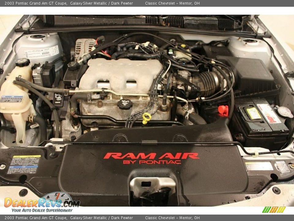 2003 pontiac grand am gt coupe 3 4 liter 3400 sfi 12 valve v6 engine photo 15 dealerrevs