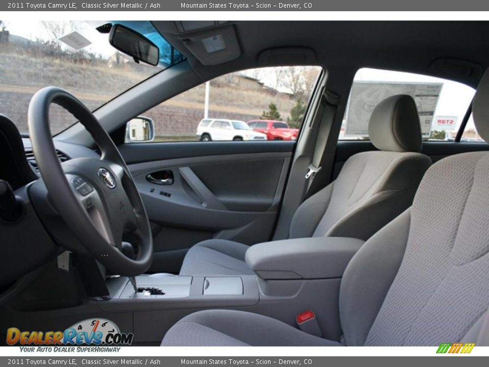 Ash Interior 2011 Toyota Camry Le Photo 3