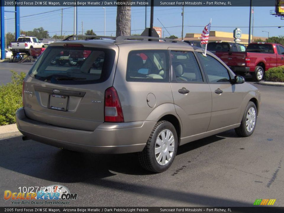 2005 ford focus zxw se wagon arizona beige metallic dark. Black Bedroom Furniture Sets. Home Design Ideas