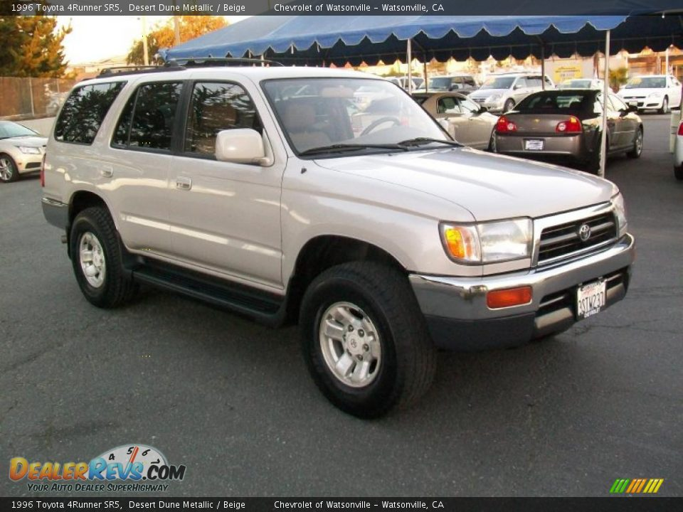 1996 toyota 4runner sr5 desert dune metallic beige photo. Black Bedroom Furniture Sets. Home Design Ideas