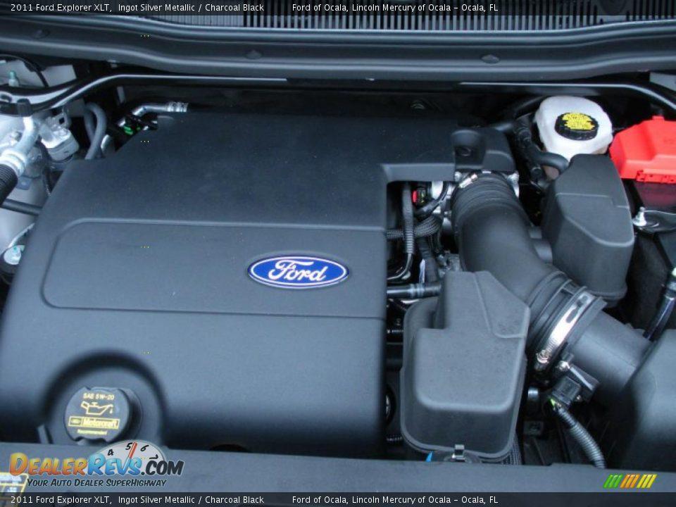 2011 Ford Explorer Xlt 3 5 Liter Dohc 24