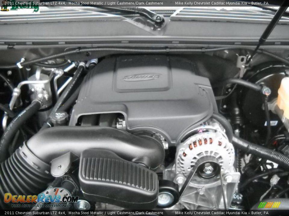 2011 Chevrolet Suburban Ltz 4x4 5 3 Liter Ohv 16 Valve
