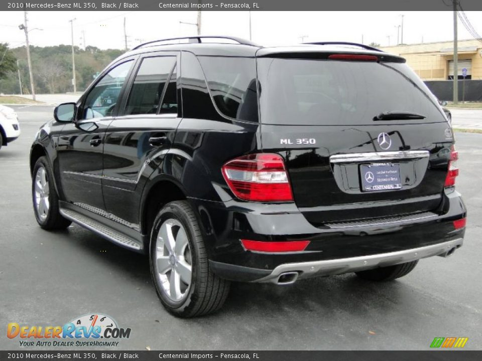 black 2010 mercedes benz ml 350 photo 8. Black Bedroom Furniture Sets. Home Design Ideas