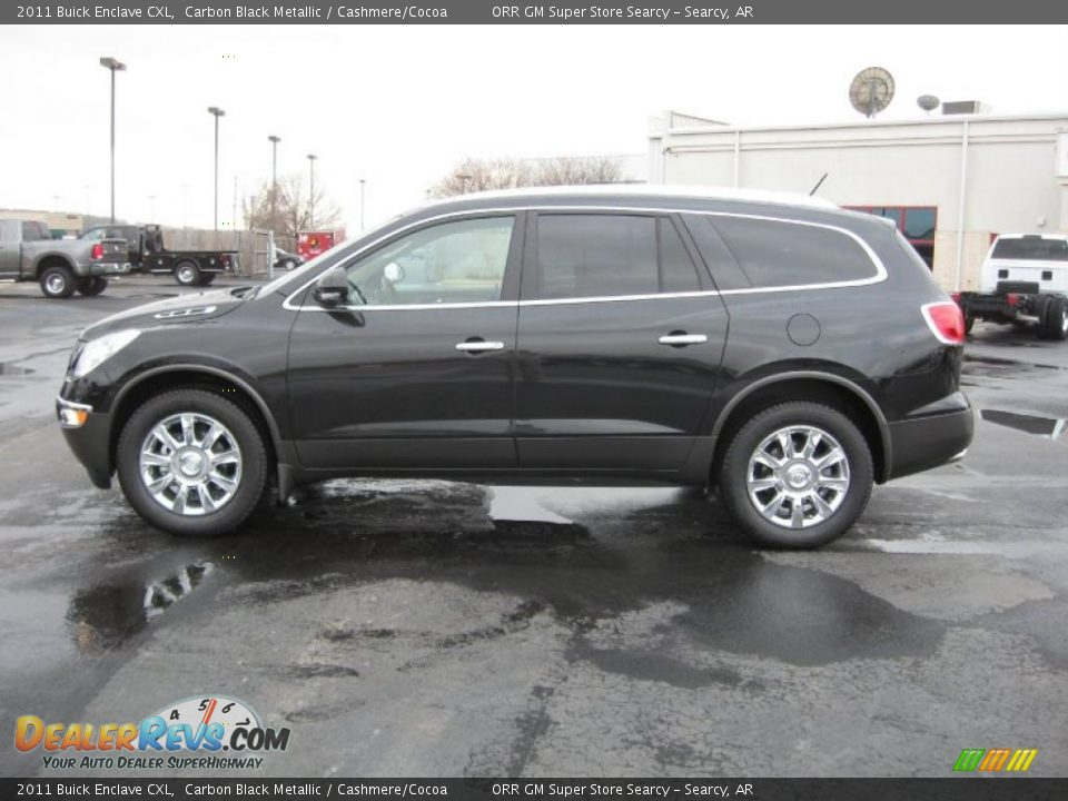 2011 buick enclave review ratings specs prices and autos. Black Bedroom Furniture Sets. Home Design Ideas