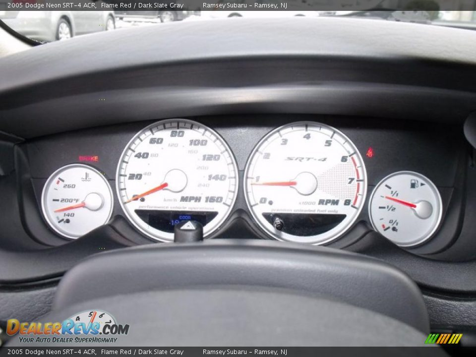 2005 dodge neon srt 4 acr gauges photo 14. Black Bedroom Furniture Sets. Home Design Ideas