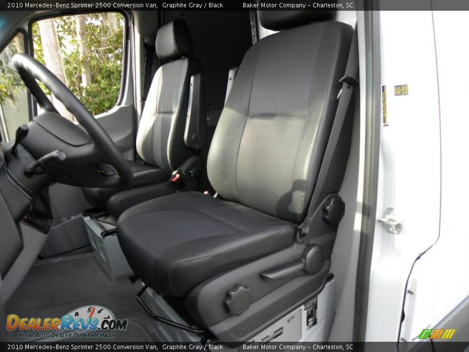 2010 Mercedes Benz Sprinter 2500 Conversion Van Graphite