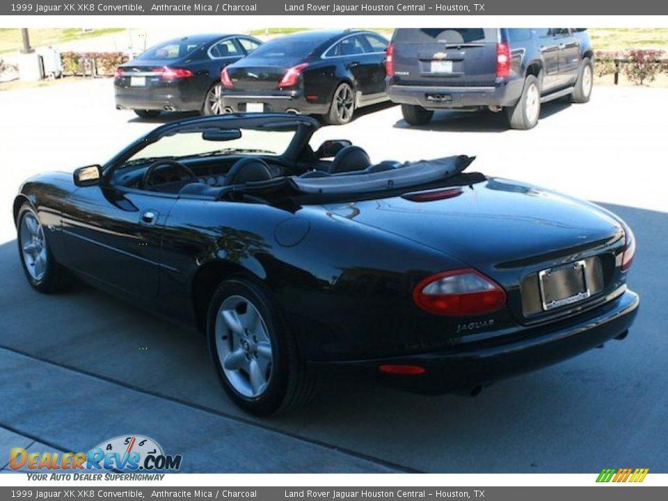 1999 jaguar xk xk8 convertible anthracite mica charcoal photo 17. Black Bedroom Furniture Sets. Home Design Ideas