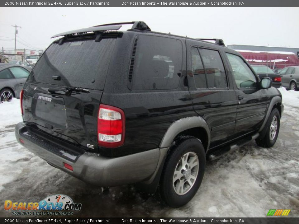 2000 nissan pathfinder se 4x4 super black parchment photo 8 dealerrevs com dealerrevs com