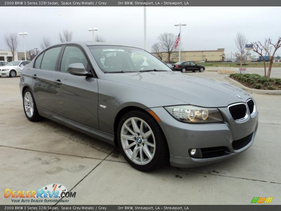 2009 bmw 3 series 328i sedan space grey metallic grey photo 2. Black Bedroom Furniture Sets. Home Design Ideas