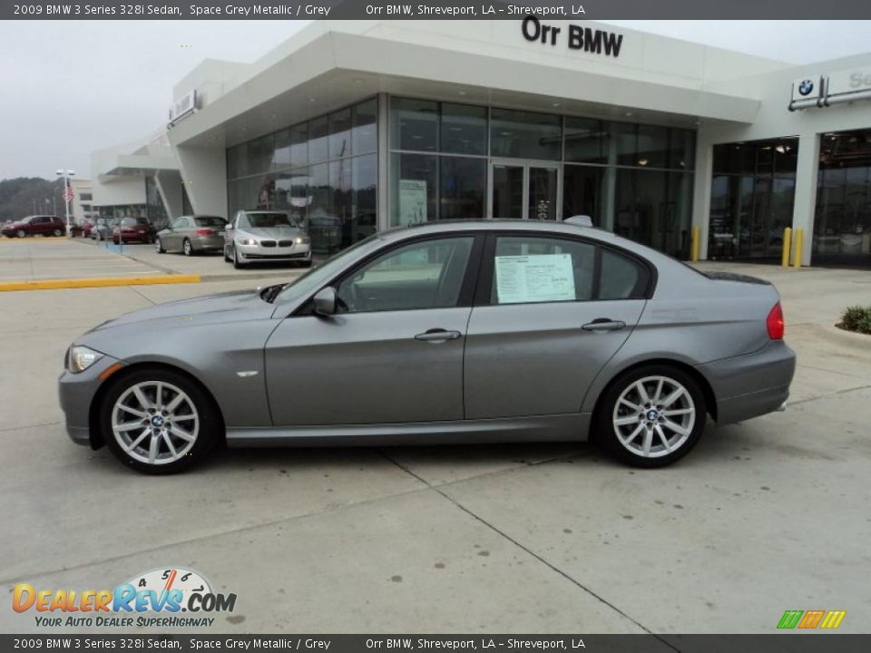 2009 bmw 3 series 328i sedan space grey metallic grey photo 3. Black Bedroom Furniture Sets. Home Design Ideas