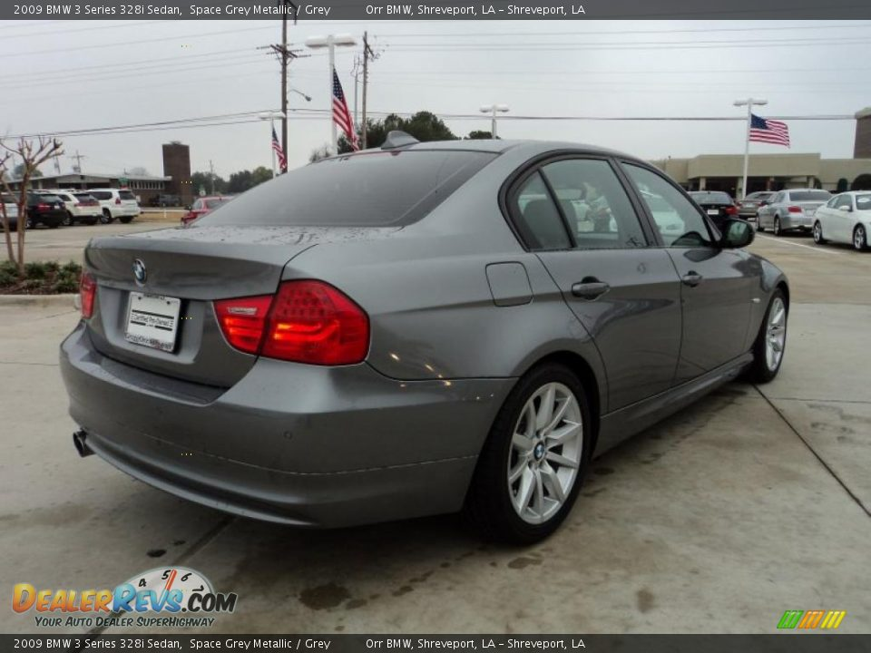 2009 bmw 3 series 328i sedan space grey metallic grey photo 8. Black Bedroom Furniture Sets. Home Design Ideas