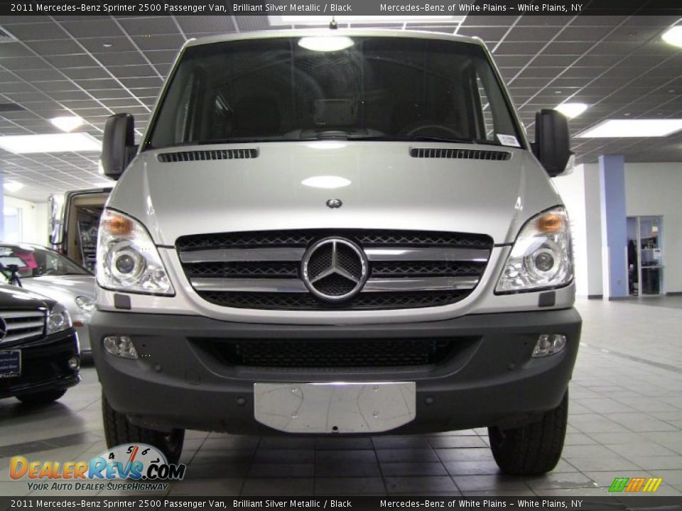 2011 mercedes benz sprinter 2500 passenger van brilliant for 2011 mercedes benz sprinter 2500