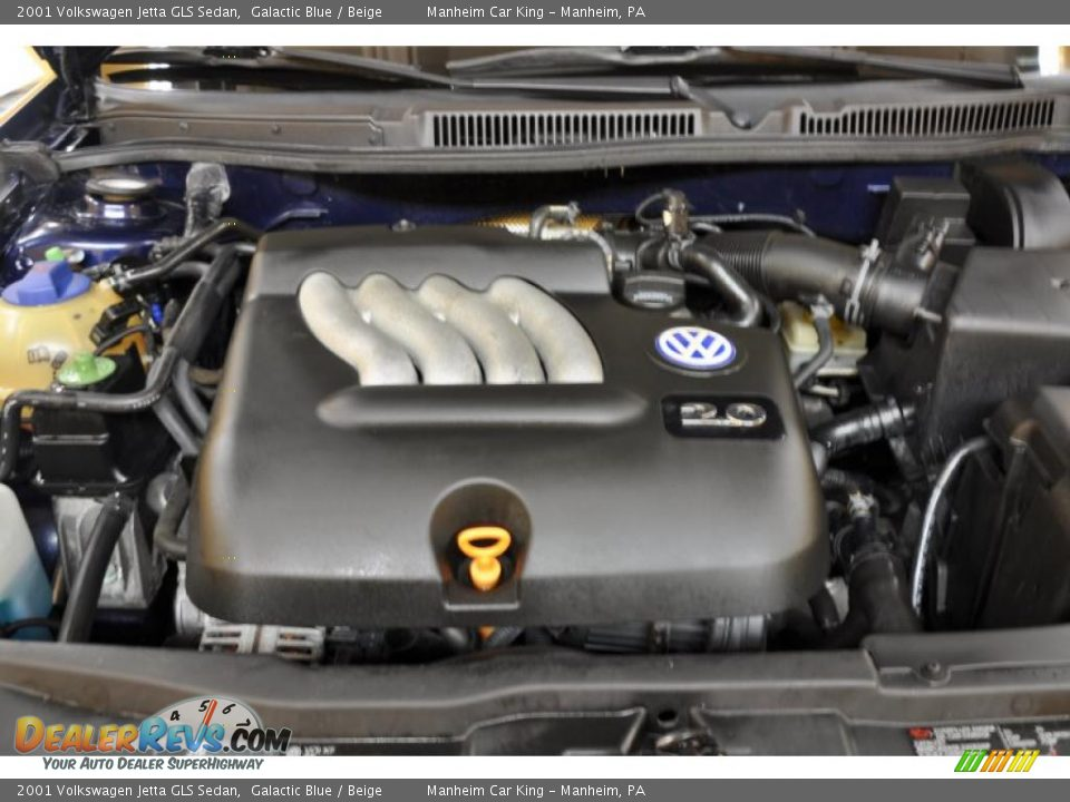 2001 volkswagen jetta gls sedan 2.0l sohc 8v 4 cylinder engine photo #18 | dealerrevs.com 2003 volkswagen jetta 2 0 engine diagram #5