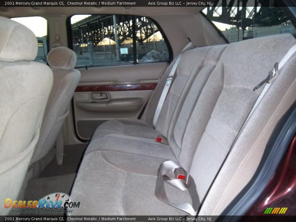 medium parchment interior 2001 mercury grand marquis gs photo 9 dealerrevs com dealerrevs com