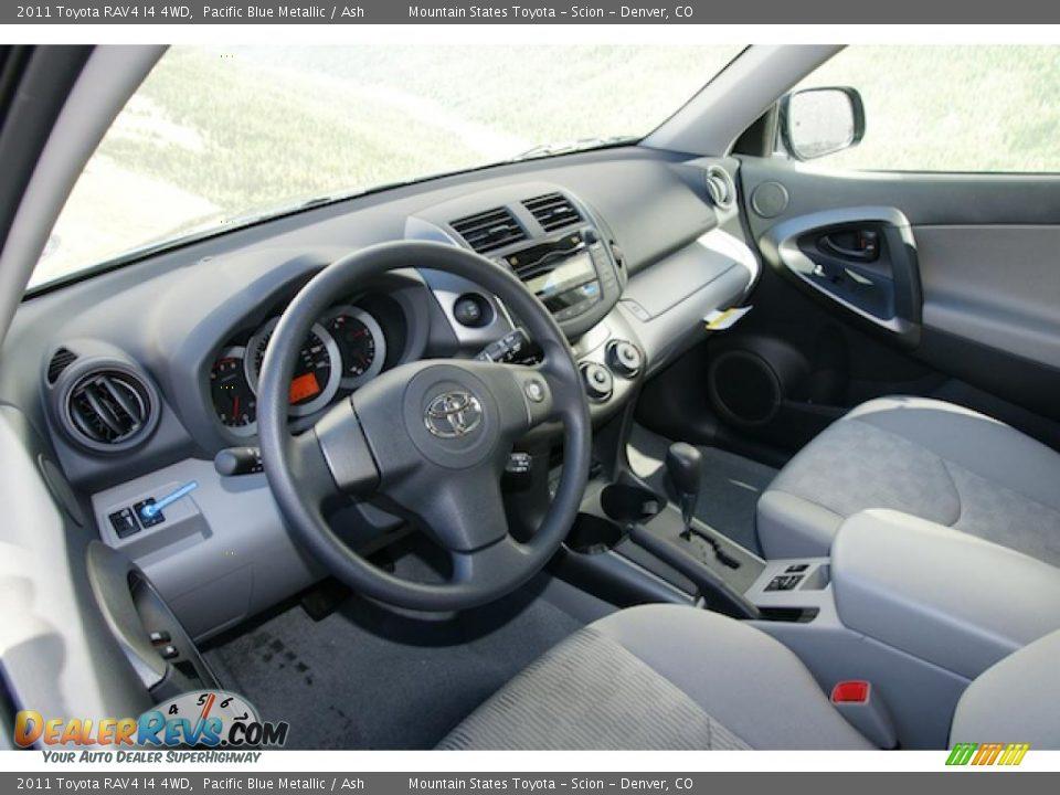 Ash interior 2011 toyota rav4 i4 4wd photo 4 for 2011 toyota rav4 interior