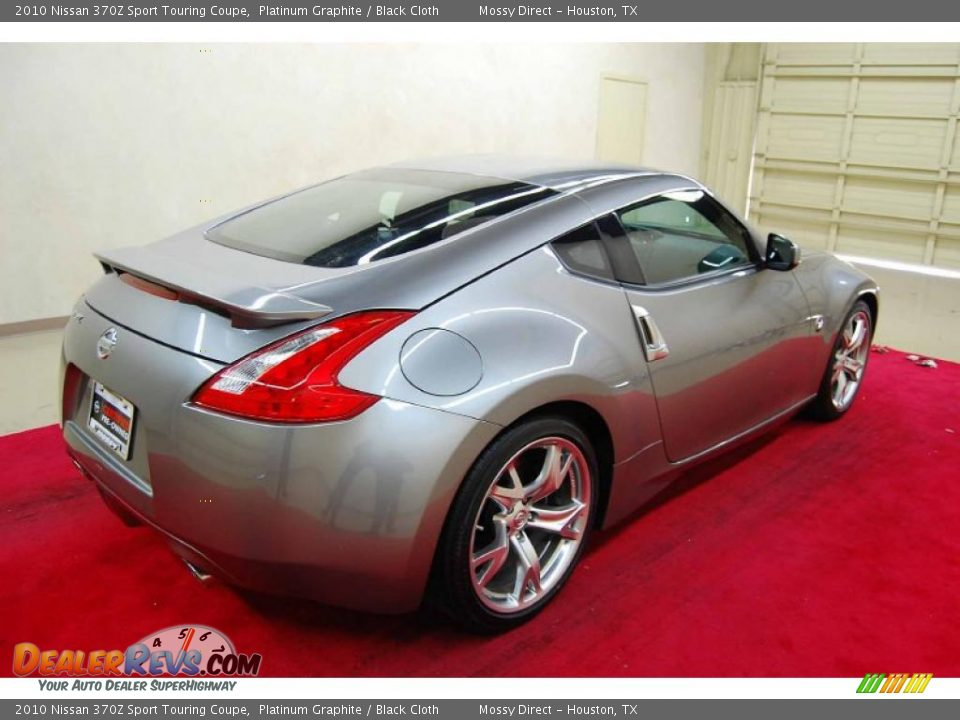 2010 nissan 370z sport touring coupe platinum graphite. Black Bedroom Furniture Sets. Home Design Ideas