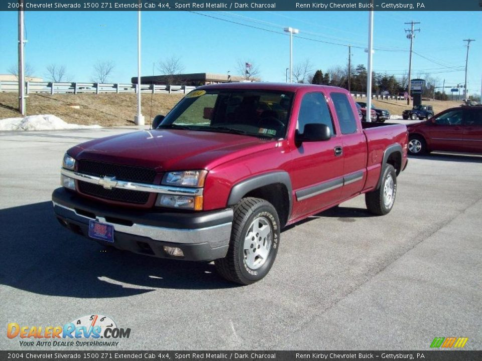 2004 chevrolet silverado 1500 z71 extended cab 4x4 sport. Black Bedroom Furniture Sets. Home Design Ideas