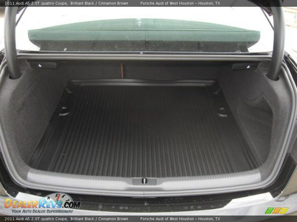 2011 Audi A5 2 0t Quattro Coupe Trunk Photo 8