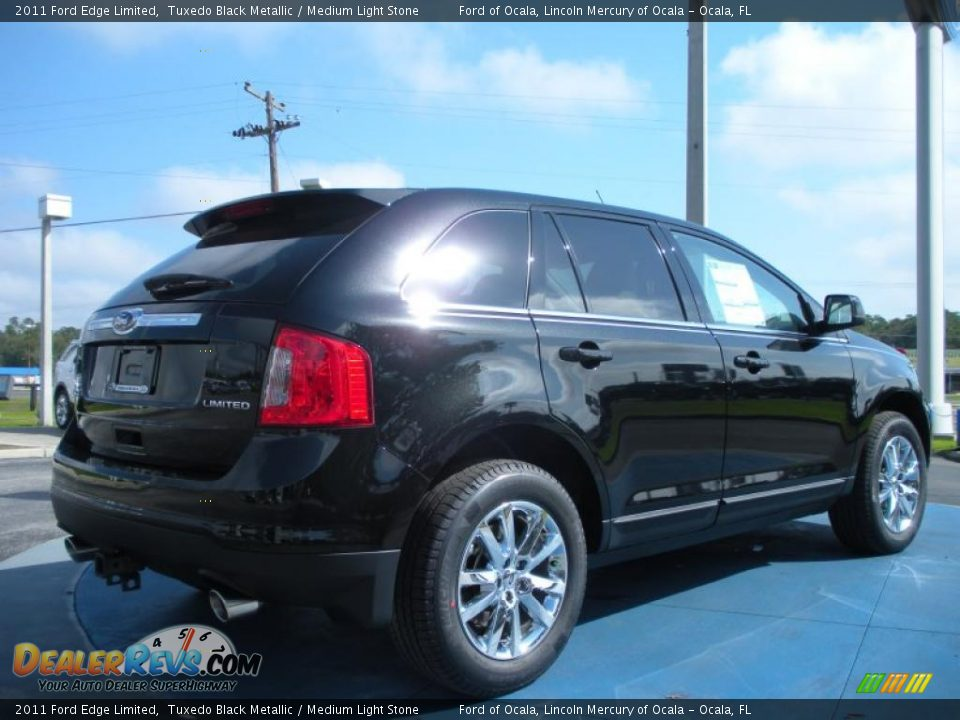 2011 ford edge limited tuxedo black metallic medium. Black Bedroom Furniture Sets. Home Design Ideas