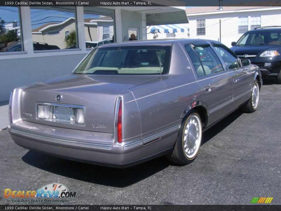 1999 cadillac deville sedan moonstone camel photo 9. Cars Review. Best American Auto & Cars Review