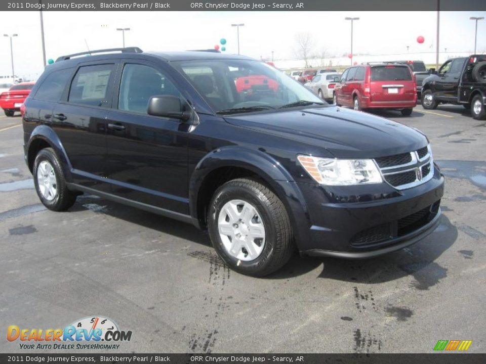 blackberry pearl 2011 dodge journey express photo 3. Black Bedroom Furniture Sets. Home Design Ideas