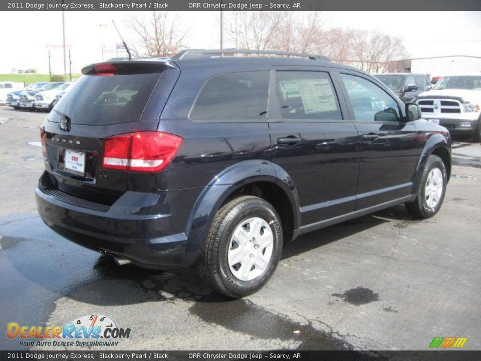 blackberry pearl 2011 dodge journey express photo 5. Black Bedroom Furniture Sets. Home Design Ideas