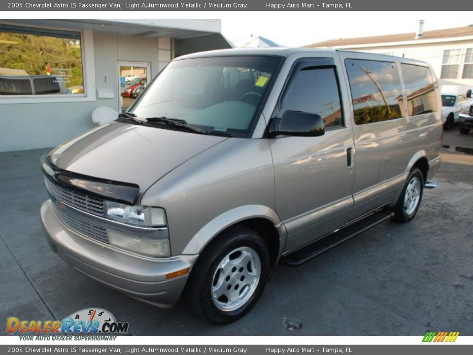 2005 chevrolet astro ls passenger van light autumnwood. Black Bedroom Furniture Sets. Home Design Ideas