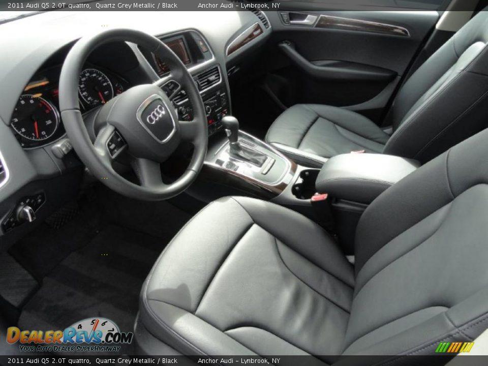 Black Interior 2011 Audi Q5 2 0t Quattro Photo 10