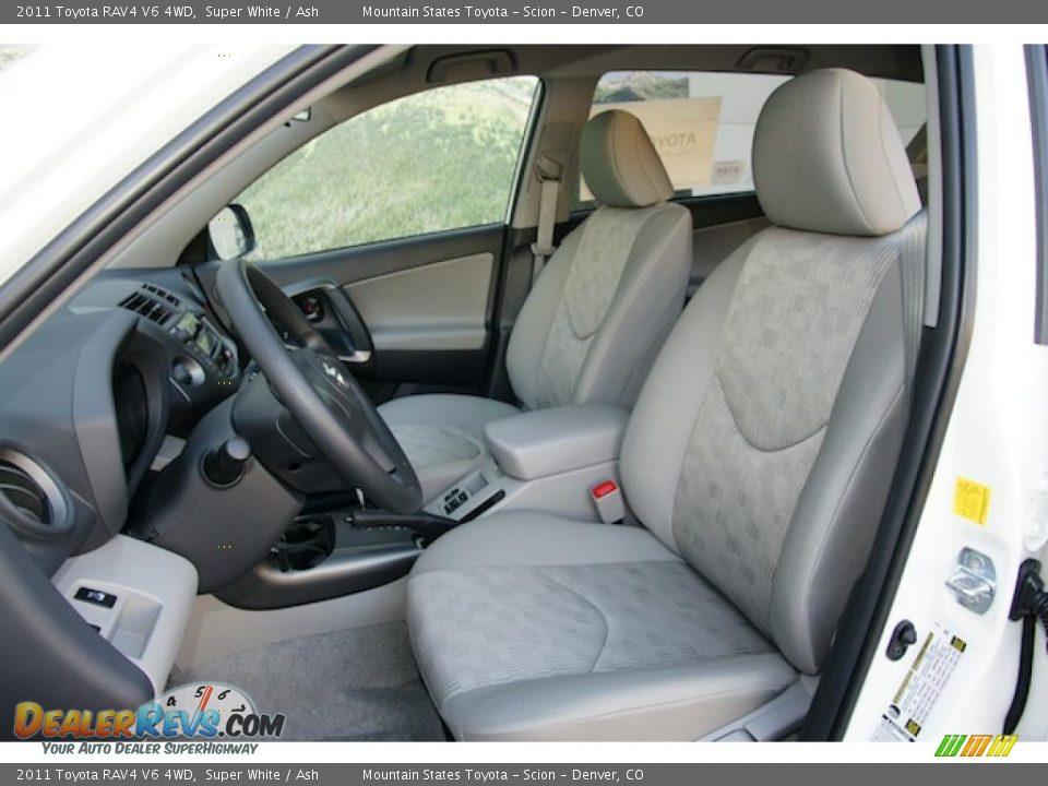 Ash interior 2011 toyota rav4 v6 4wd photo 5 for 2011 toyota rav4 interior