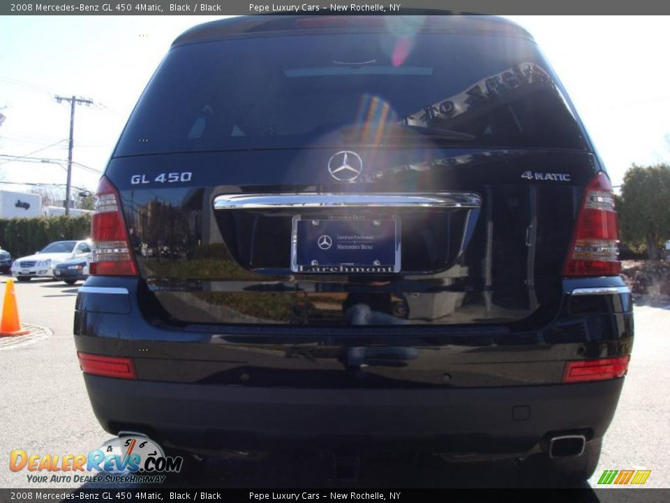 2008 mercedes benz gl 450 4matic black black photo 8 for 2008 mercedes benz gl450 4matic