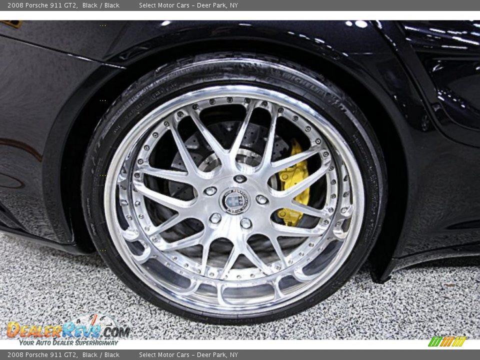 custom wheels of 2008 porsche 911 gt2 photo 6. Black Bedroom Furniture Sets. Home Design Ideas