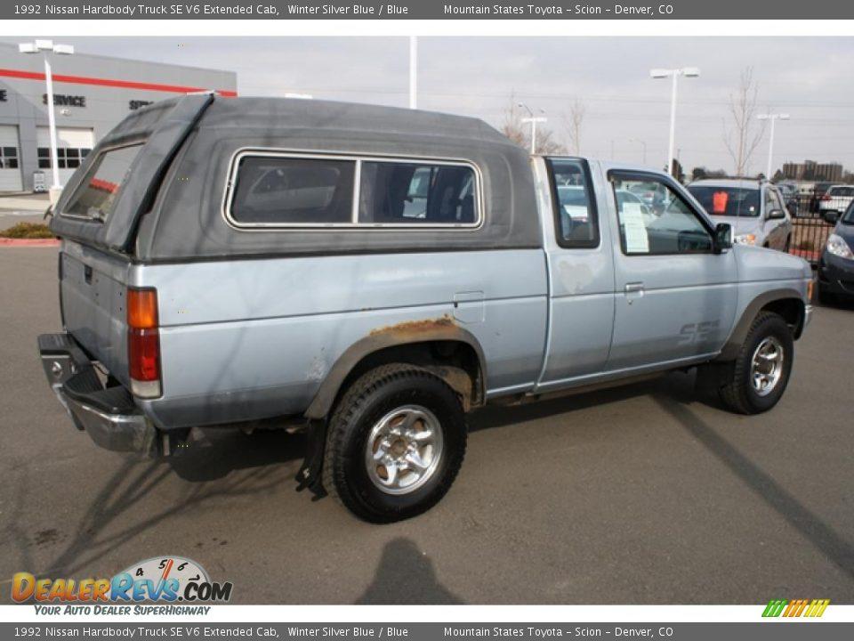 Fotos nissan hardbody truck se v6 extended cab 4x4 aztec