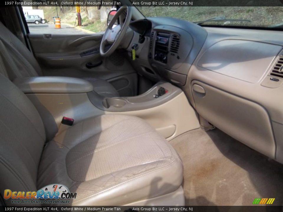 Medium Prairie Tan Interior 1997 Ford Expedition Xlt 4x4 Photo 15