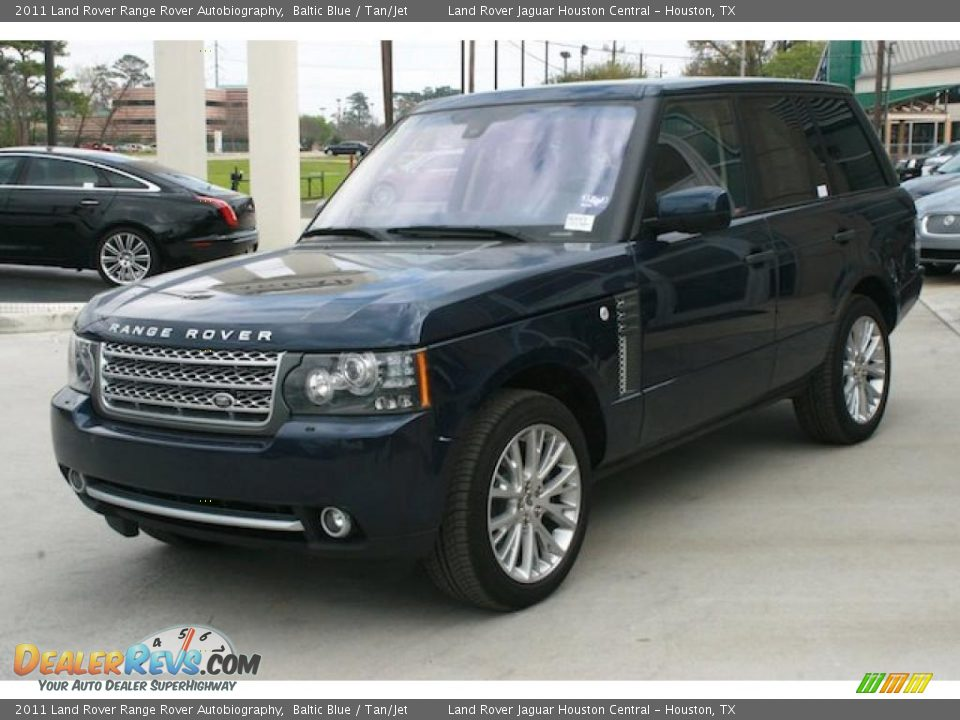 2011 land rover range rover autobiography baltic blue. Black Bedroom Furniture Sets. Home Design Ideas